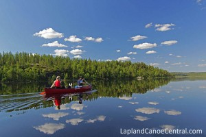Join us for a guided canoe trip this summer!